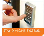 Access Control - Stand alone systems